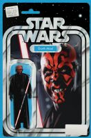 Star Wars: Darth Maul #1 (of 5) - Christopher Action Figure Variant